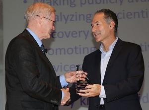 Presentation of the Jim Gray eScience Award