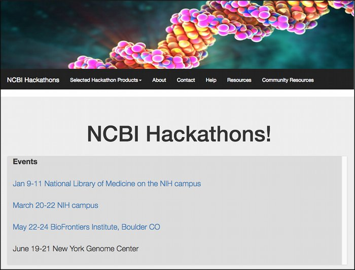 NCBI Insights : Six functional prototypes available from the